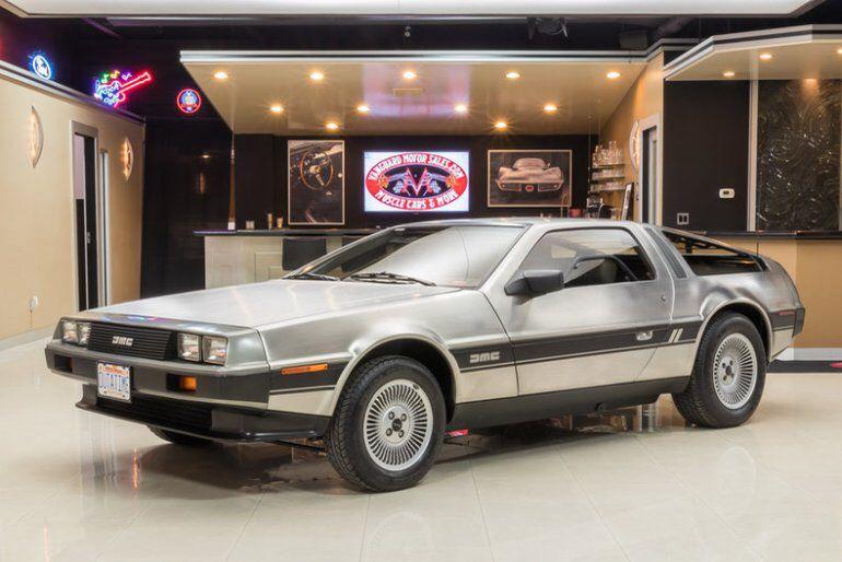 Delorean Car For Sale >> 1981 Delorean Dmc 12 Super Sport Classic Cars Best