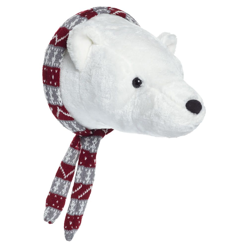 Wilko nordic wall mounted polarbear head christmas pinterest wilko nordic wall mounted polarbear head solutioingenieria Gallery