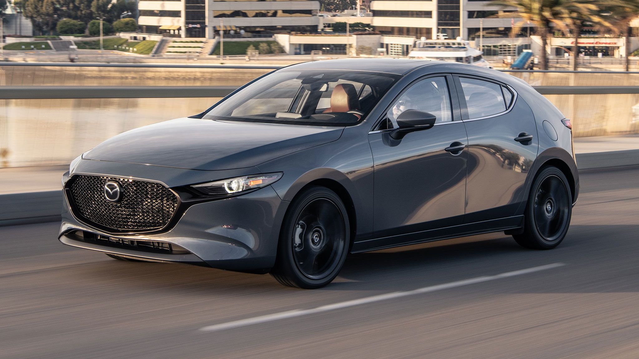 Mazda Teases Turbocharged 3 Teased Prior To July 8th Reveal In 2020 Mazda Mazda 3 Turbocharger