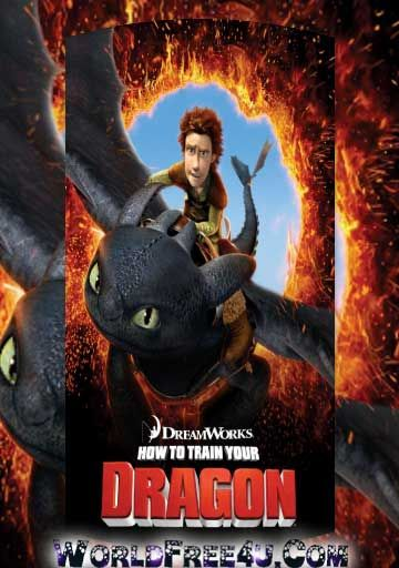 Poster of how to train your dragon 2010 in hindi english dual poster of how to train your dragon 2010 in hindi english dual audio 300mb compressed small size pc movie free download only at worldfree4u ccuart