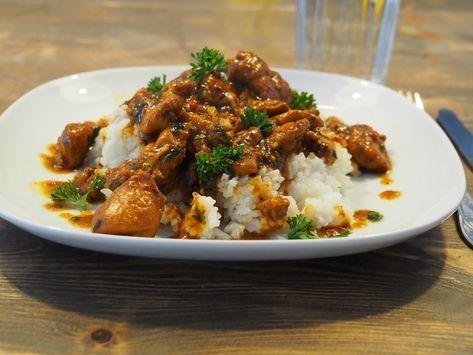 Zo eet je nooit rijst, zo eet je een paar keer per week rijst. Momenteel ben ik wat meer aan het experimenteren met diverse smaken. Je wil ook wel eens wat anders eten dan alleen maar burgers van de BBQ. Alhoewel??? Je kan me nog steeds wakker maken voor een goede burger Wat mij …