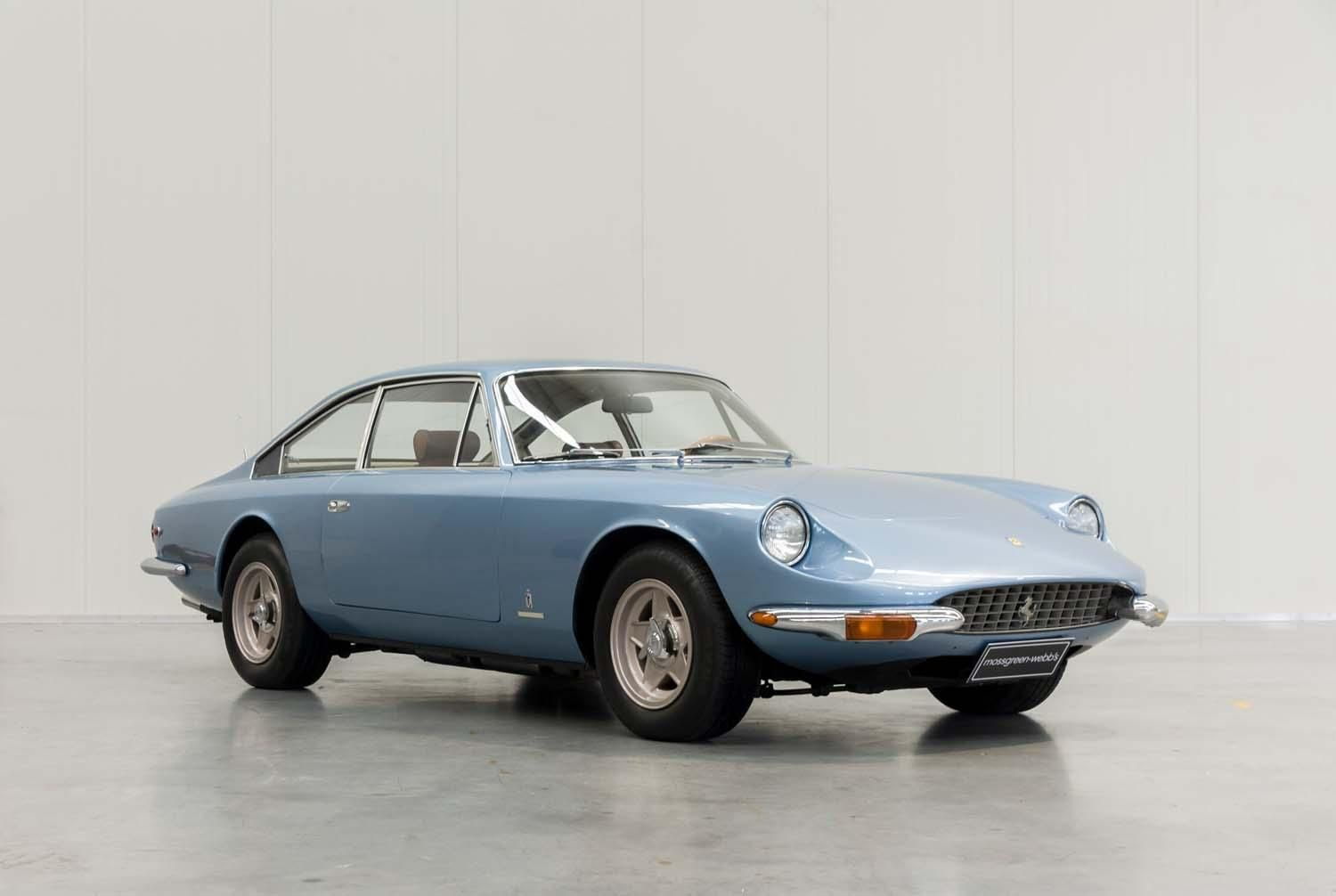 42mw 1969 Ferrari 365gt 2 2 Lhd N 1969 Ferrari 365gt 2 2 Lhd Chassis No 13141 Engine No 245 Vin 7at0660cx15283964 The Mad On Collections Browse And Fi