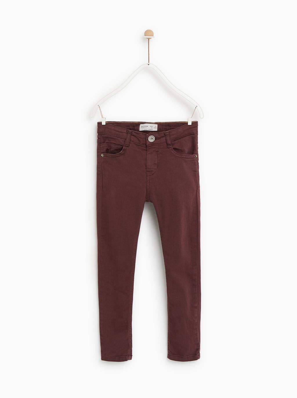 18ba7250fb60 SERGED SKINNY JEANS - Item available in more colors