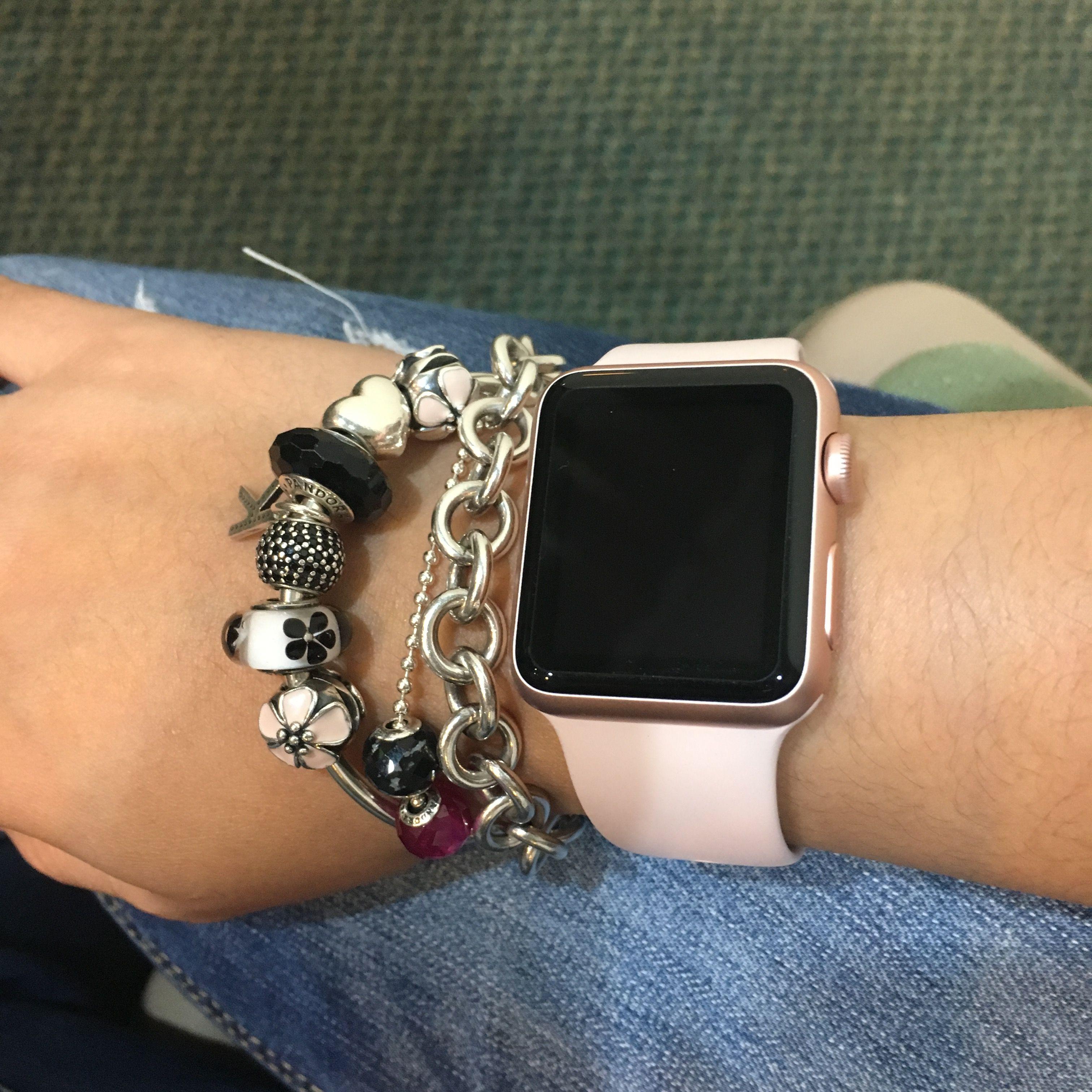 Apple watch pandora tiffany&co