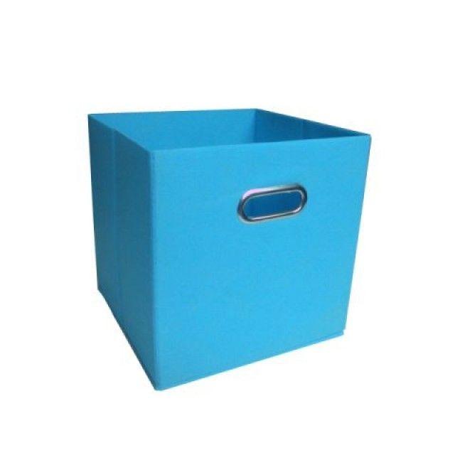 box BAKKUM Blauw  opbergruimte BAKKUM Deuren wordt ter alle gesloten ruimtes twe...