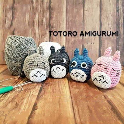 Free Crochet Keychain Pattern - Simply Bear Amigurumi - Crochet News | 500x500