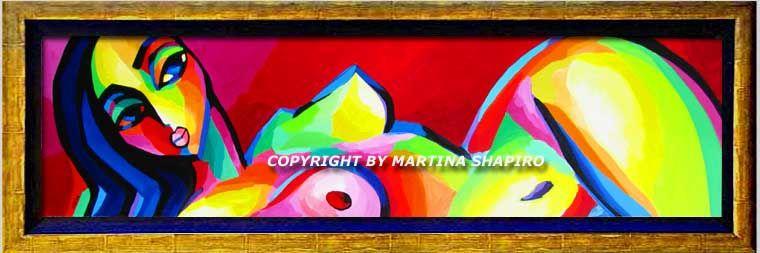 62 best Martina Shapiro images on Pinterest | Abstract art