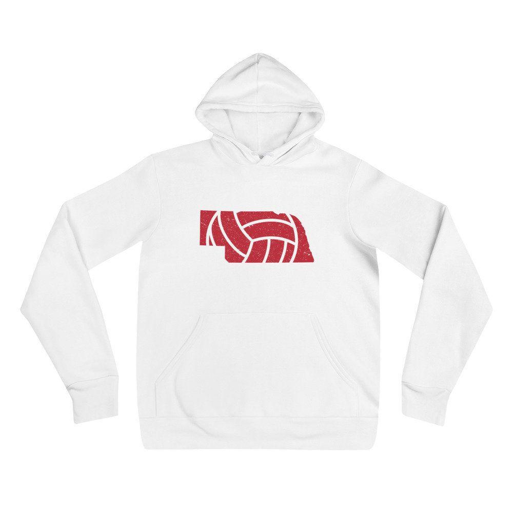 Nebraska Huskers Crewneck Sweatshirt Huskers Horizontal Stripe Sweatshirts Sweatshirt Shirt Sweatshirts Women [ 1250 x 1000 Pixel ]