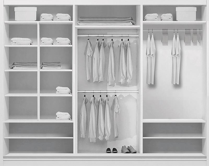Szafa Przesuwna Asia 24 250 Cm Closet Design Wardrobe Room Master Closet Design