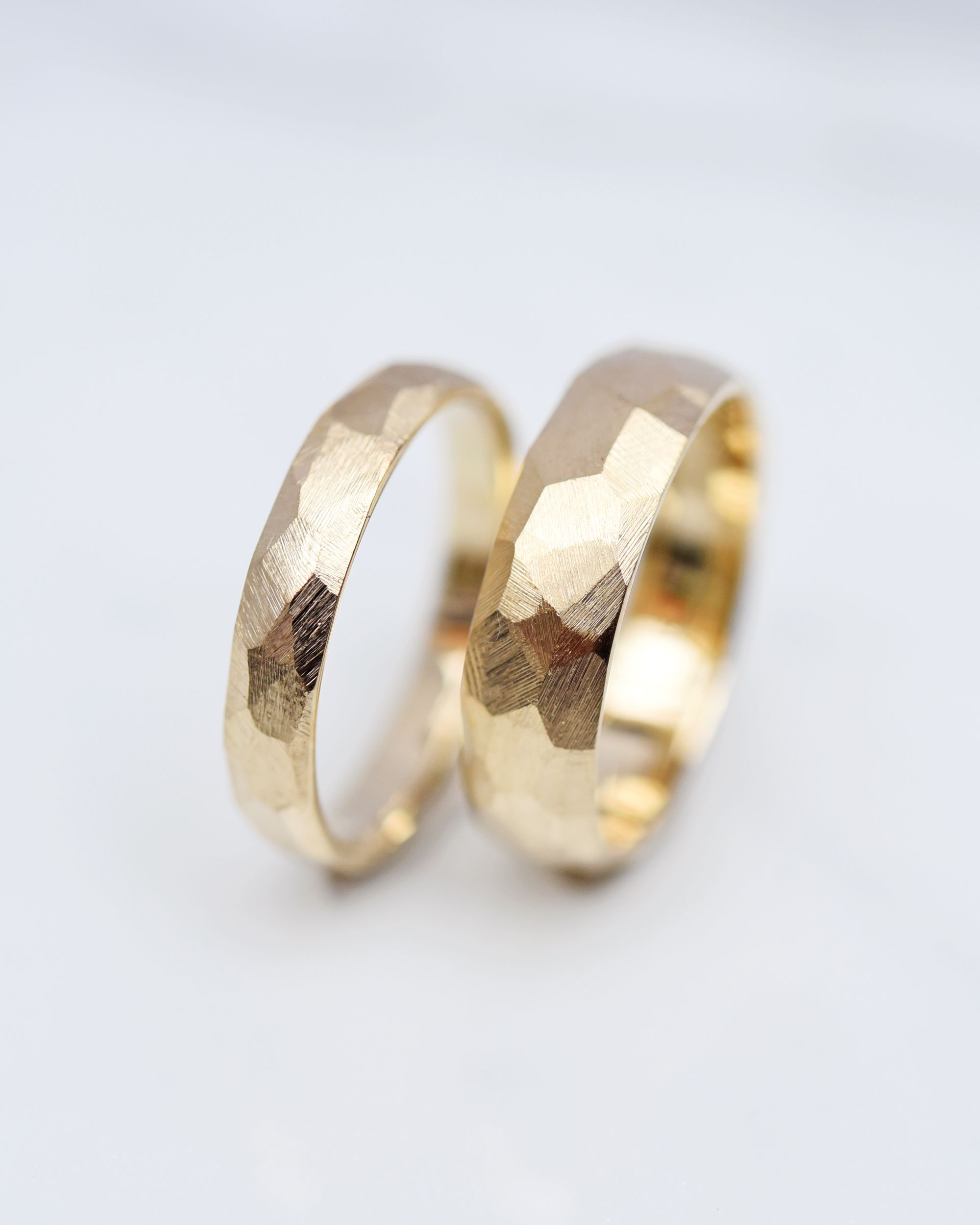This is an image of Textured Wedding Band ideas in 30 Textured wedding band