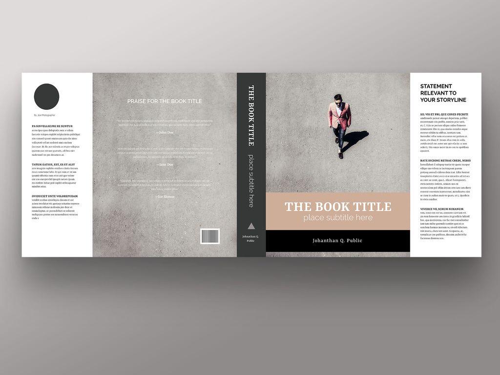 book template indesign