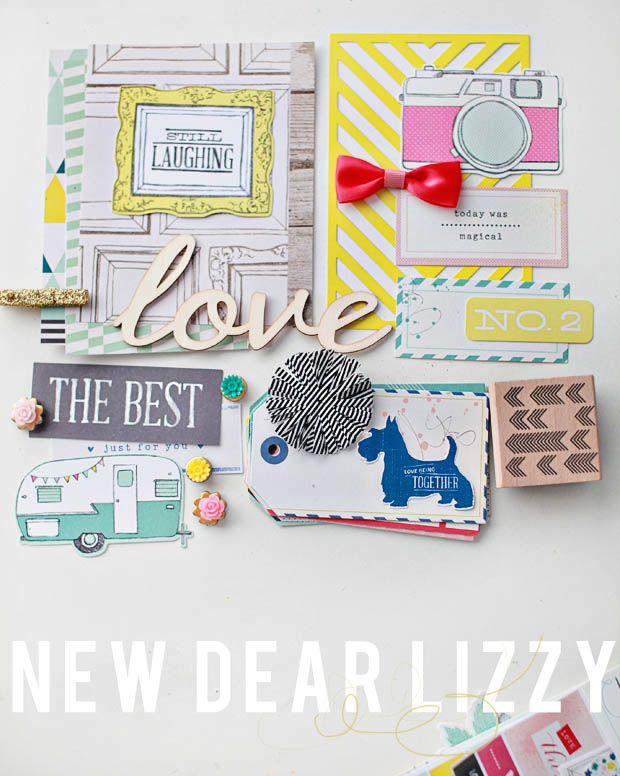 nueva querida Lizzy partido del lunar