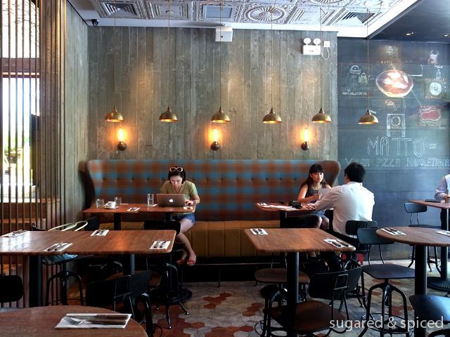 image result for euro chic pizzeria design | eat. drink. unwind
