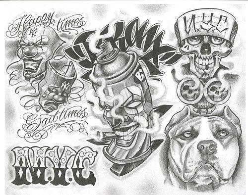 Chicano Tattoo Designs Chicano Tattoo Chicano Art Tattoos Boog Tattoo