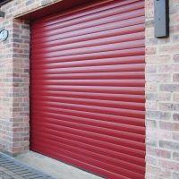 Samson Suparolla Aluminium Roller Garage Doors Insulated