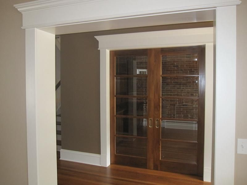 A Pocket Door Is An Interesting Decorative Element That Can Be Used To  Create A Certain