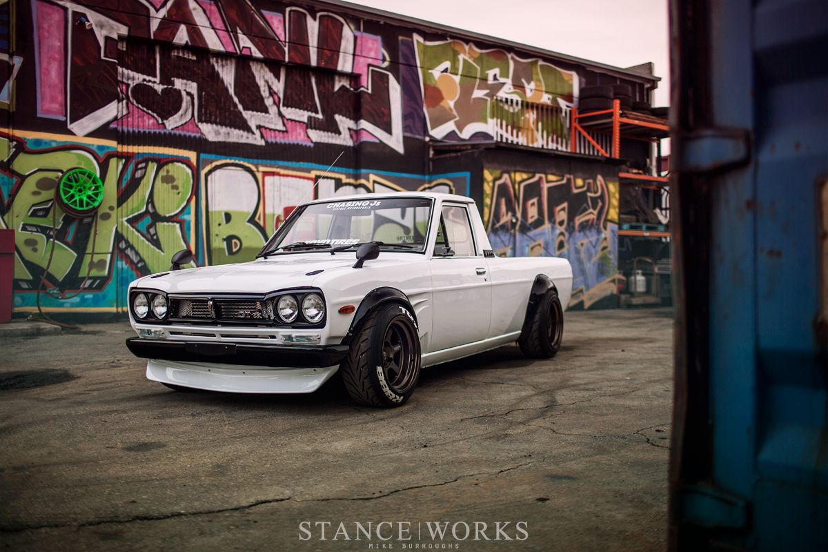 76 datsun pickups for sale the datsun 620 is one of the most beautiful - The Hakotora Dominic Le S Custom Skyline Datsun Hybrid Pickup