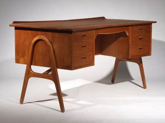 Vintage desks from mid century to french country design ideas