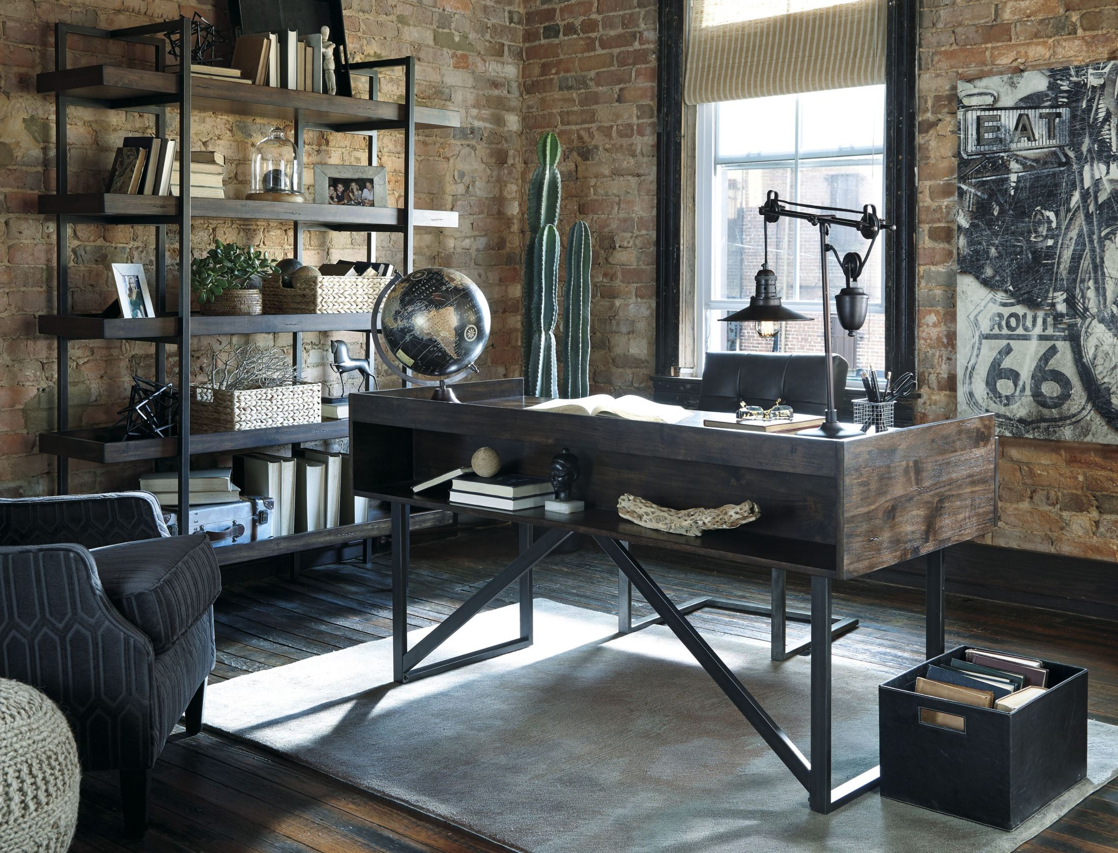 1stopbedrooms Com Industrial Office Decor Home Home Office