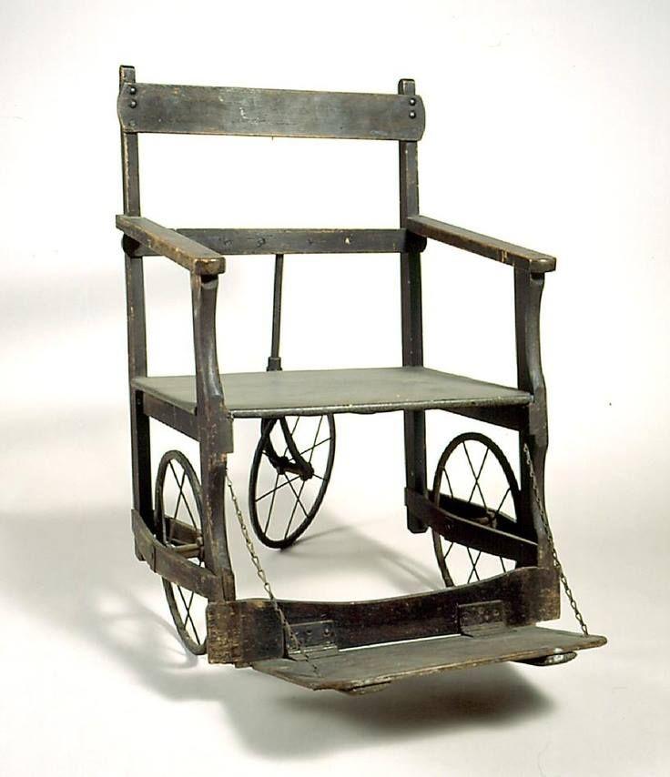 Silla de ruedas utilizada en el hospital para enfermos for Sillas para hospital