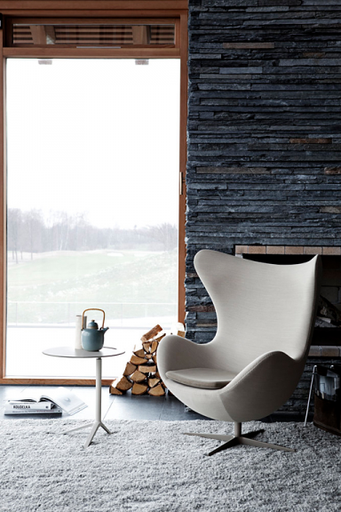 Jacobsen Egg Chairs Display The Art And Mastery Of Arne Jacobsen Perhaps  Better Than Any Other Jacobsen Chair. The Arne Jacobsen Egg Chair Graces  The ...