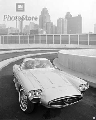 1958 Chevrolet Corvette Xp 700 Chevrolet Corvette Corvette Car Chevrolet