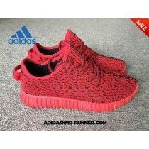 2f1542395110b Soldes Adidas Yeezy Boost 350 Low Lovers Rouge Adidas Yeezy Boost  Chaussures-20