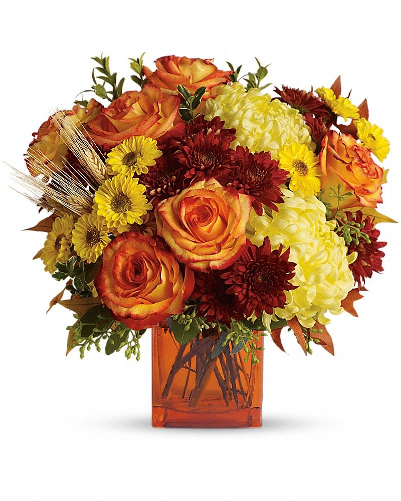 Autumn expression send flowers to calgary fall flower