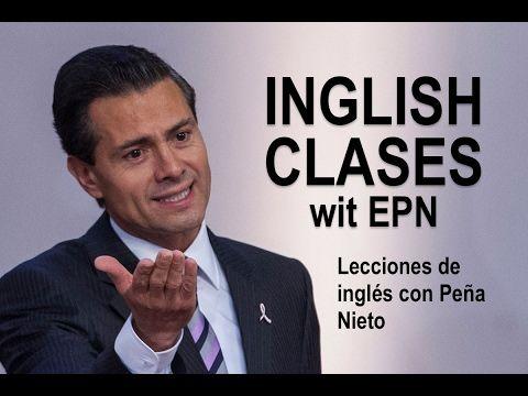 Lecciones De Inglés Con Peña Nieto Video Youtube Memes Music
