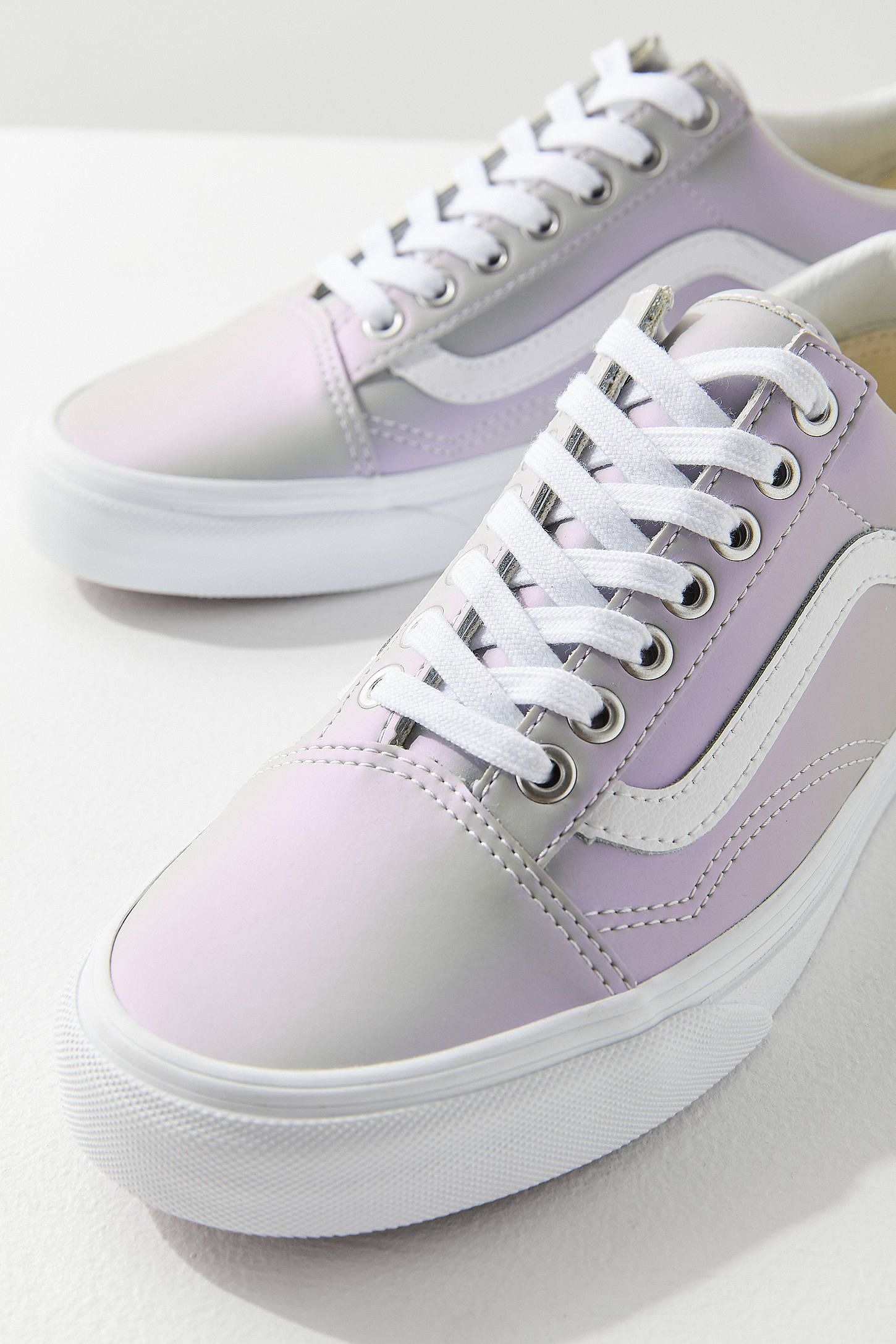 Shop Vans Iridescent Old Skool Sneaker at Urban Outfitters today. We carry  all the latest styles e28b1529f