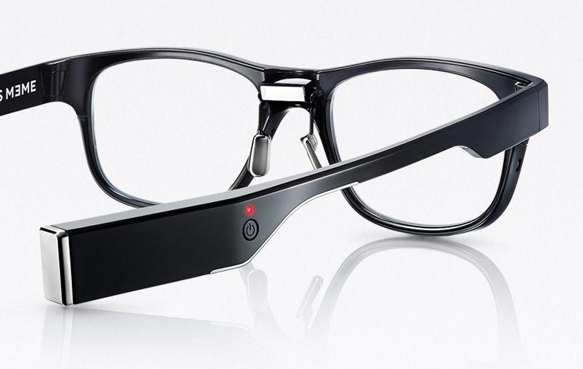 Jins Meme Smart Glasses Smart Glasses Wearable Technology Wearable Technology Fitness