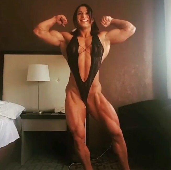Musclesexywomen