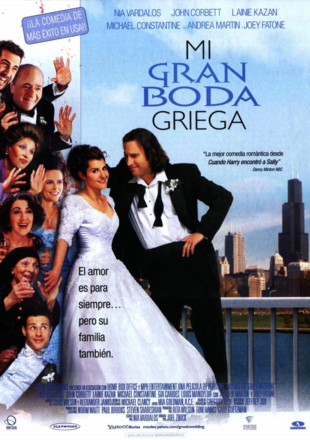Mi Gran Matrimonio Griego Busqueda De Google Mi Gran Boda Griega Boda Griega Mi Gran Casamiento Griego