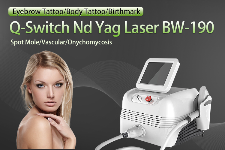 Applications Of Laser Tattoo Removal Machine 1 Eyebrow Tattoo 2
