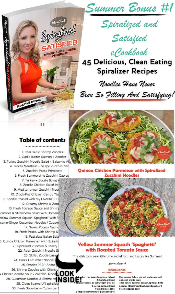 The 30 Day Clean Eating Challenge is a return to eating meals made with 100% Real Ingredients. - Clean Fo… (With images) | Clean recipes. Clean ...