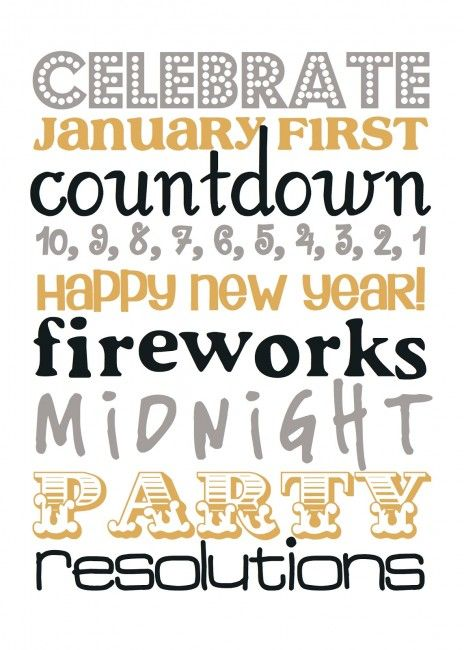 15 free new years eve printables on iheartnaptimcom so many fabulous ideas