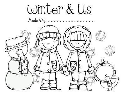 Winter Activity Story Book - Social Studies Pre-K and Kindergarten ...
