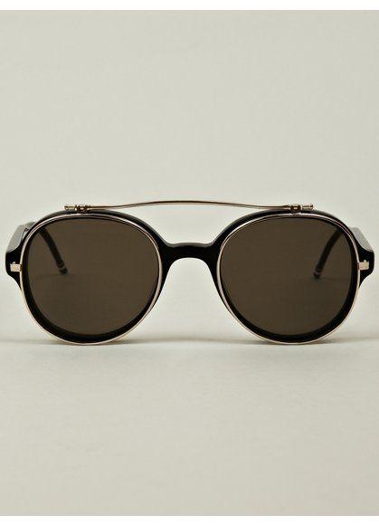 thom browne sunglasses. Black Bedroom Furniture Sets. Home Design Ideas