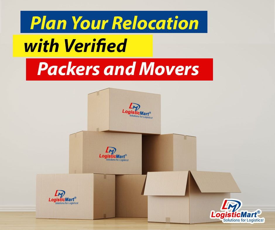 Packers and Movers in Gurgaon - LogisticMart