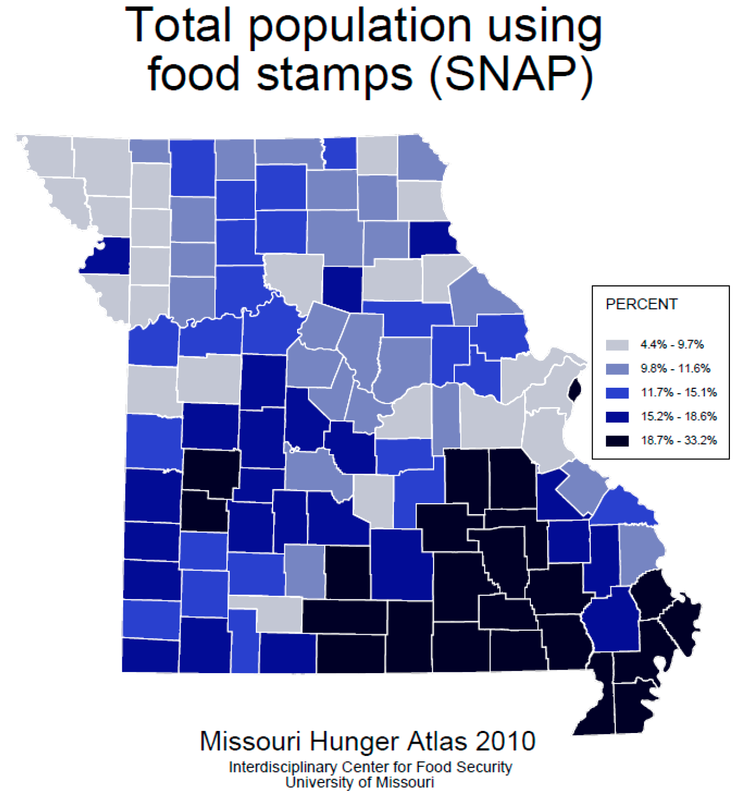 Food Stamps In Missouri Eligibility