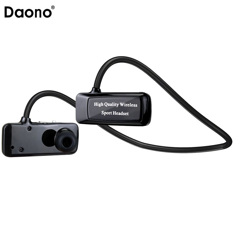 Daono F5 Mini Bluetooth 4.1 Headset Sport Wireless Headphones Music Stereo  Earphones+Micro SD Card fdb7f2687e