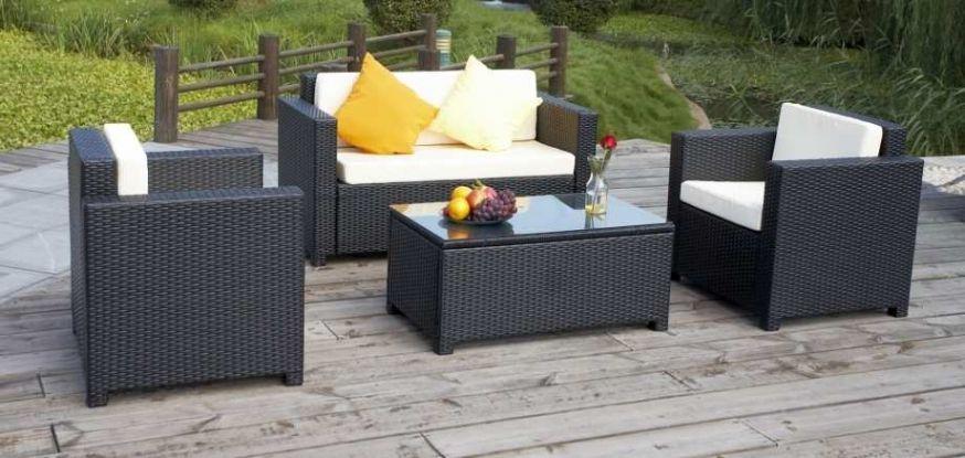 20 Simple Des Photos De Salon De Jardin Pas Cher Carrefour Polyrattan Sitzgruppe Terrasse Bepflanzen Sitzgruppe