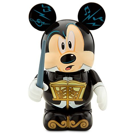 Vinylmation Tunes Series 3'' Figure -- Classical Mickey Mouse