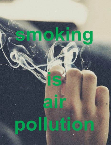 Air Pollution And Smoking