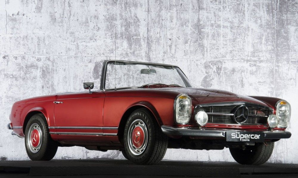 1963 Mercedes Benz Sl 230 Pagoda For Sale Supercars For Sale Supercars For Sale Super Cars Prestige Car