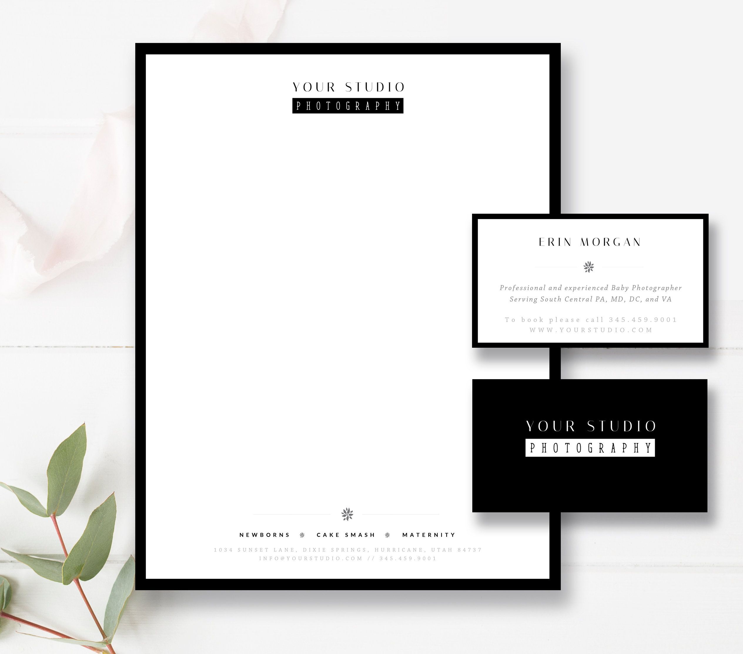 letterhead template with business card, corporate career objective for technical resume qa team lead examples format mba marketing fresher pdf download