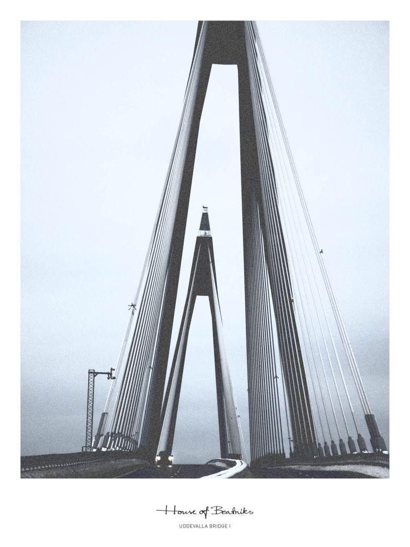 Floramor & Krukatös Uddevalla Bridge I 50 x 70