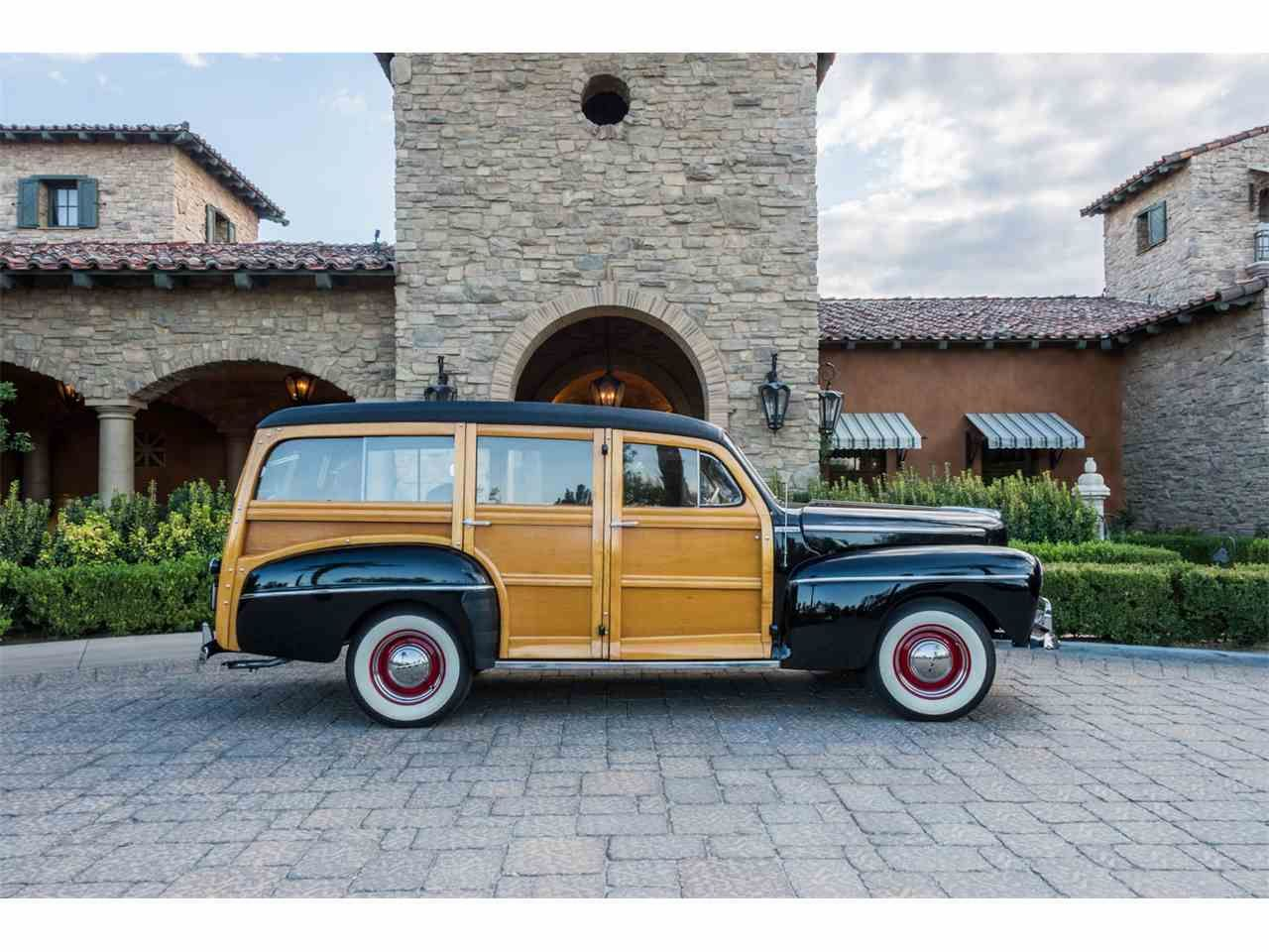1947 Ford Woody Wagon for sale Listing