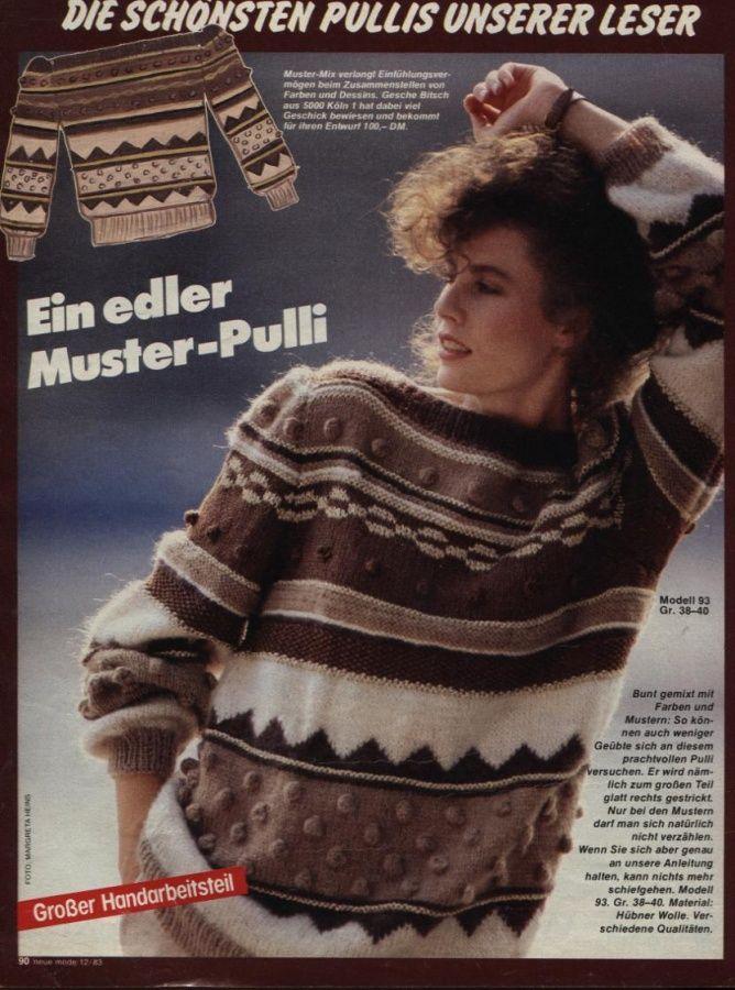 Neue Mode 1983