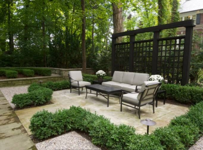 Outdoor Privacy Wall Blocking Neighbors 2 Story View Privacy Plants Rustic Backyard Small Courtyard Gardens